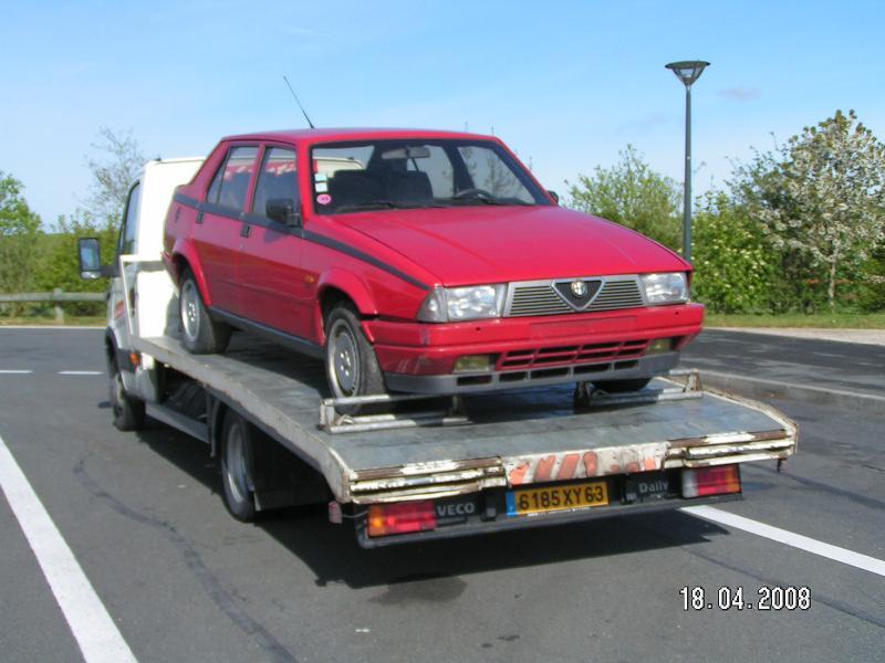La FifouMobile !  (Alfa 75 turbo Evoluzione) Evo42