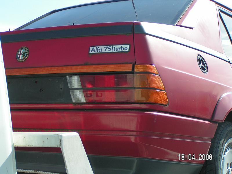 La FifouMobile !  (Alfa 75 turbo Evoluzione) Evo44