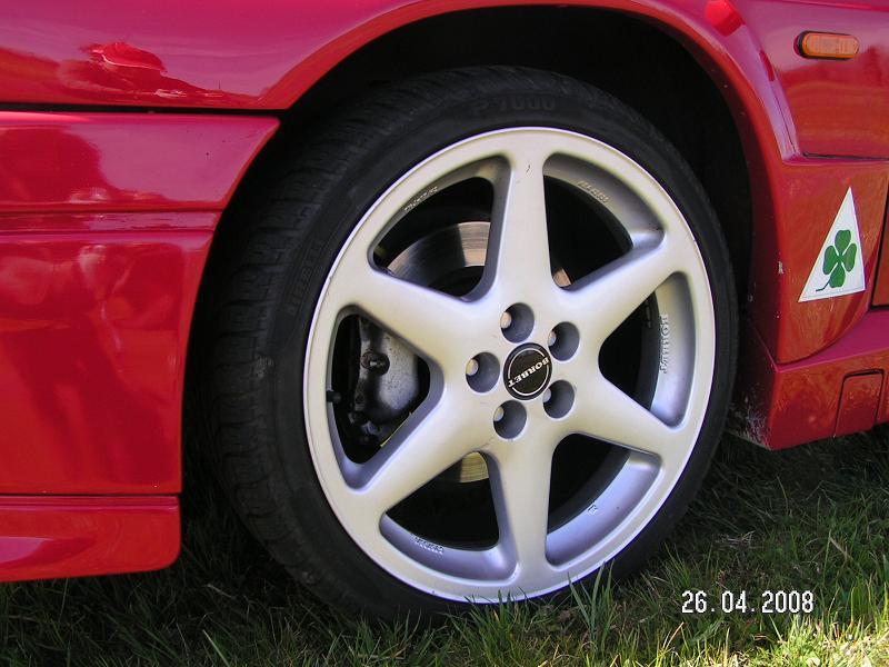 La FifouMobile !  (Alfa 75 turbo Evoluzione) Evo49
