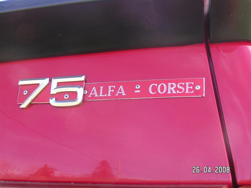 La FifouMobile !  (Alfa 75 turbo Evoluzione) Evo53