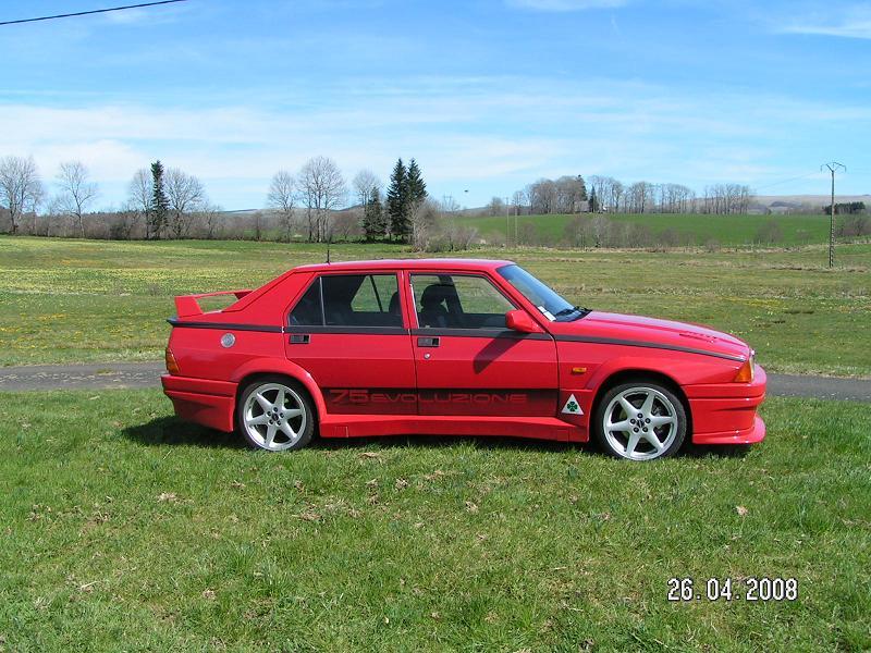 La FifouMobile !  (Alfa 75 turbo Evoluzione) Evo59