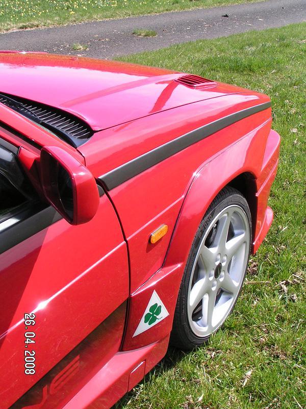 La FifouMobile !  (Alfa 75 turbo Evoluzione) Evo69
