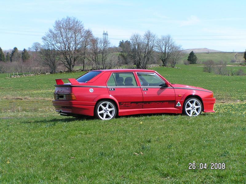 La FifouMobile !  (Alfa 75 turbo Evoluzione) Evo79