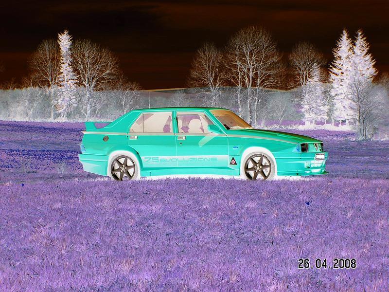 La FifouMobile !  (Alfa 75 turbo Evoluzione) Evo81